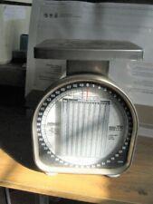 Old Pelouze Scale  2oz To 50 Pounds