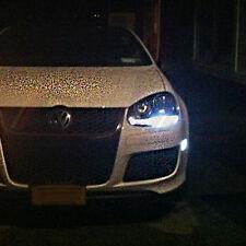 * VW Golf MK5 V TDI GTI TSI Xenon HIELO Blanco 8 SMD Bombillas Led Luz Lateral-libre de errores