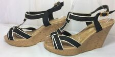 Casual Strappy, Ankle Straps Wedge Heels for Women NEXT