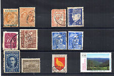 EUROPA SEVERAL COUNTRIES ( CIPRO, PORTOGALLO, FRANCIA ETC.) old & recent used