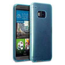 HTC One M9 Precision Ballistic resistente agli urti gel BLU case su misura
