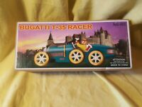 Bugatti T-35 Racer MS453 in Original Box Wind Up Tin
