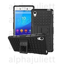 Sony Xperia L1 G3312 Heavy Duty Armour Tough ShockProof Hard Back Case Cover