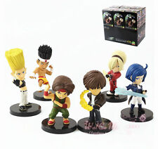 Set of 6 Pieces The King of Fighters Toy Figure Doll Vol.1 New
