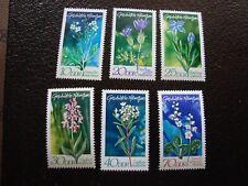 ALEMANIA (rda) - sello yvert/tellier N° 1255 a 1260 N MNH (COT1)