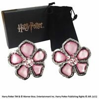 Officially Licensed Harry Potter Sterling Silver Hermione Yule Ball Earrings