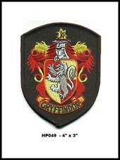Harry Potter Gryffindor Patch - Hp049