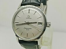 Gents 1960s Omega seamaster 600 manual  s/steel * real nice condition *