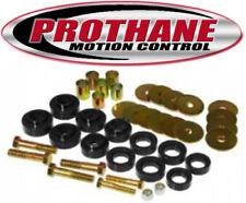 Prothane 7-139-BL 67-81 Camaro 67-75 Firebird Body Mount Bushing Kit w/ Hardware