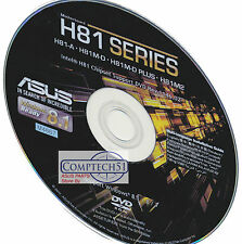 ASUS H81M-D MOTHERBOARD DRIVERS M4667 WIN 10 DUAL LAYER DISK