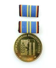 #e3269 Medaille für Pflichterfüllung Landesverteidigigung der DDR (1989-90)