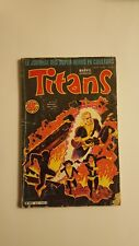 Titans n`62 mars 84 1ère main TBE