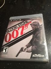James Bond 007: Blood Stone - Playstation 3  Brand New Factory Sealed