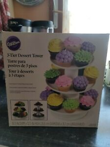 3 Tier Dessert Tower