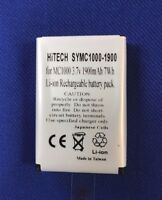 Hitech(Japan Li1950mAh)For Symbol/Motorola MC1000...#BTRY-MC10AEB00/55-060126 eq