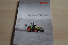128432) Claas Arion 630 620 610 C Prospekt 10/2007