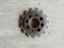 Renthal 14 T Front Sprocket 433-525-14 to fit Ducati 1198 1198 S 2009-2011