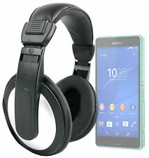 Stereo Over-Ear Headphones for Sony Xperia Z3 / Z3 Compact & Z3 Tablet Compact