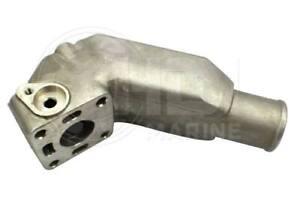 VP Stainless Steel Exhaust Elbow Replaces Volvo Penta P/N 840690