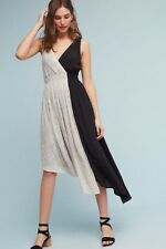 NEW Anthropologie $148 Elisabel Midi Dress by Maeve  Size Small