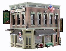 Woodland Scenics N Scale Corner Emporium Stores Building Built & Ready BR4923