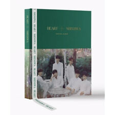 SHINHWA [HEART] TWENTY Special Album CD+POSTER+P.Book+Card+Polaroid K-POP SEALED