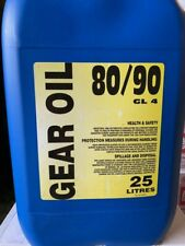 GEAR OIL EP 80W90 GL4 HIGH QUALITY OIL 25 litres 25L