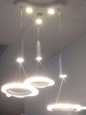 Modern LED Pendant Light 33W Apple Style Ceiling Lamp Chandelier Warm White