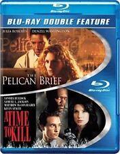 Time to Kill Pelican Brief 0883929315871 DVD Region 1 P H
