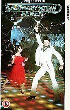 John Travolta Action VHS Films