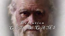 Evolution: God's Game Conspiracy Theory / Truth on plain DVD-R