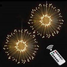 LED Fireworks Light String Decorative Fairy Lights For Home Christmas Lighting