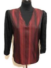 Elegantia by Luisa Spagnoli Vintage '80 Women's Shirt Woman Shirt Sz. s - 42