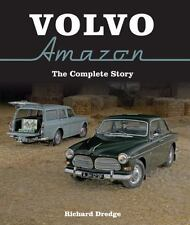 VOLVO AMAZON NEW HARDCOVER BOOK