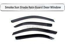 Smoke Sun Shade Rain Guard Door Window K-901-10 for HYUNDAI 2000-2004 EF Sonata