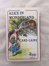 Alice in Wonderland Card Game Pepys series