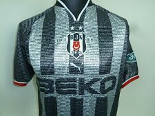 Beşiktaş Football Shirt SIze Small Home 100 Year Anniversary Soccer Jersey