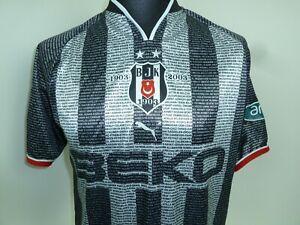 Beşiktaş Football Chemise Taille S Domicile 100 An Anniversaire Football Jersey