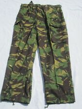 Trousers Combat Tropical Jungle DPM, 80er anni tropici Pantaloni, Tg. 80/76/92,xs, #sr40