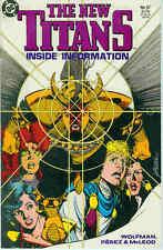New Titans # 57 (George Perez) (Estados Unidos, 1989)