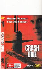 Crash Dive-1997-Michael Dudikoff-Movie-DVD