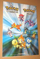 Pokemon promotional Notepad / Block  Nintendo 2007