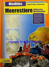 MiniAtlas Meerestiere Bede Verlag Joachim Frische Herbert Finck