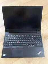 """Lenovo Thinkpad E580 i5-8250U 1.8GHz 8GB 256GB SSD 15.6"""" FHD Webcam  8th Gen,."""
