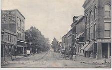 RPPC Hanover PA Baltimore St 1909 Adams County