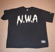 Official NWA STRAIGHT OUTTA COMPTON Mens Black Rap T-SHIRT  NEW 5XL