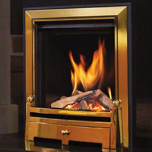 Verine Passion High Efficiency Gas Fire Full Remote Control 15 Y/Warranty