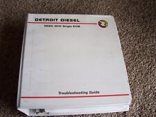 Detroit Diesel Ddec 3 4 Iii Iv Series 60 Single Ecm Shop Service Repair Manual