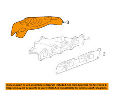 GM OEM Manifold-Exhaust-Heat Shield 12633413