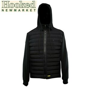 Ridgemonkey APEarel Black & Green Heavyweight Zipped Jacket *SAME DAY DISPATCH*
